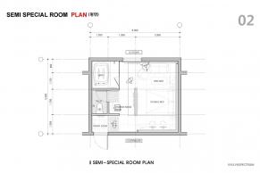 3-5 Semi special room