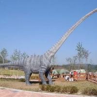 Dinosaur 3<br/>h 5200 x 5000 x 1800 mm / fiber reinforced plastics, steel / 2010